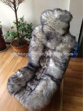 Fox And Sheepskin Seat Covers