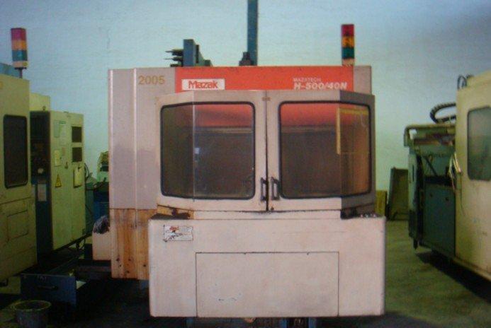 Used cnc Machinery