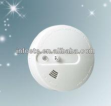 Wireless smoke fire alarm for home