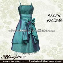 2013 hot sales spaghetti strap slim fit new fashion ladies dress