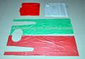 Jetable plastique Hdpe tabliers / PE bavoirs / tablier
