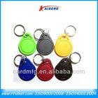 NFC Tag/ Mifare 1K RFID Tag/ RFID Key Ring Fob