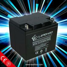 Shenzhen manufacturer solar battery rechargeable ups bateria 12v 38ah