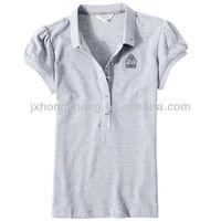 New desgin shirts 2013 women formal shirts design polo shirt designs for women