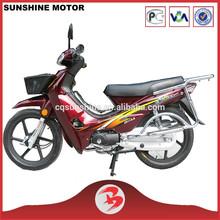 SX110-7 Red Sticker Lifan Engine 110cc Cub Motorcycle