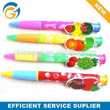 Fruit Shaped Ball Pen