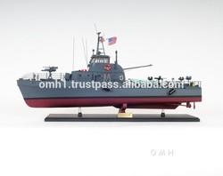 U.S COAST GUARD 82 FOOTER (WAR TIME). NEW!! Wooden Model Ships