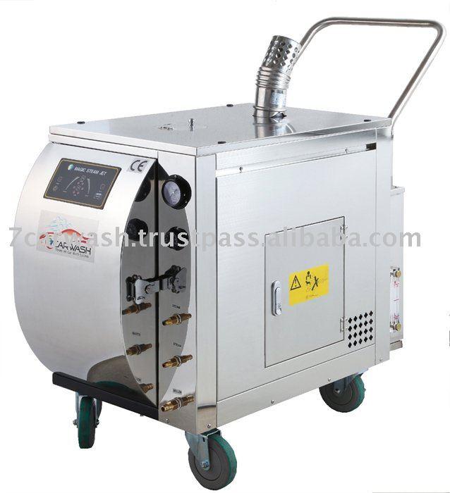 Mobile Steam Car wash Machine