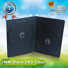 fancy cd dvd case,plastic black dvd cases,dvd case in media packaging