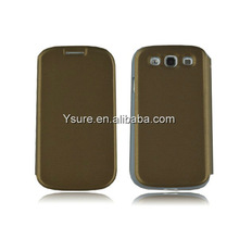 Ultra Slim Smart Leather Case Cover brown for Samsung Galaxy S3 i9300
