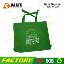 Eco Green Silk Printing Non Woven Shopping Bag DK-W500