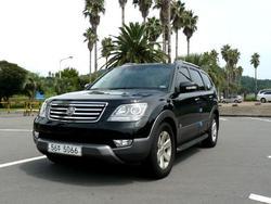 2011 KIA MOHAVE RV SUV USED CAR