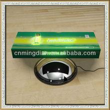 optical fiber led magnetic floating display,acrylic magnetic levitating display