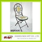 Antique delicate mosaic tile furniture,mosaic chair