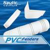 Durable floating dock plastic pontoons