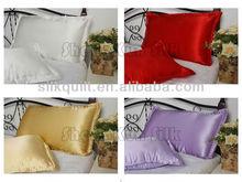 100% mulbery silk pillow / pillowcase