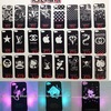 light up phone case for iphone 5,led case for iphone 5