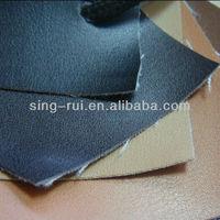 Napa Pigskin Shoe Lining Leather PU Forro China Factory(Zapatos)