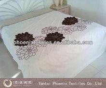 new design cotton bedsheet