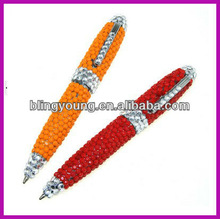 Fashion jewelled crystal bling pen BY-2080