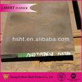 surface noire en acier spécial d2 en stock