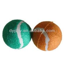 Favorite dog toys rubber tennis ball