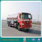 SINO oil tank truck, fuel tanker 20,000-25,000L