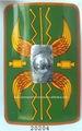 римская щит зеленый, средневекового щита, armor щит