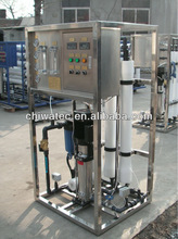 China hot sell mineral RO mini water plant