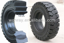 bridgestone solid forklift tire 6.50-10(various sizes available), factory manufacturer &provider