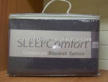 excellent cotton blanket