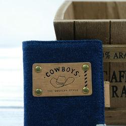 2014 LANGUO promotional wholesale business cardholder