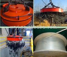 electromagnet for excavator Heat resisting,good Heat dissipation electromagnet ,installed on crane or excavator AND FORKLIFT