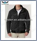 2014 top quality mens padded winter wram jacket, custom winter coat for men