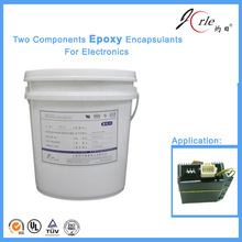 fast curing liquid epoxy resin