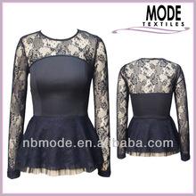 Ladies' lace top