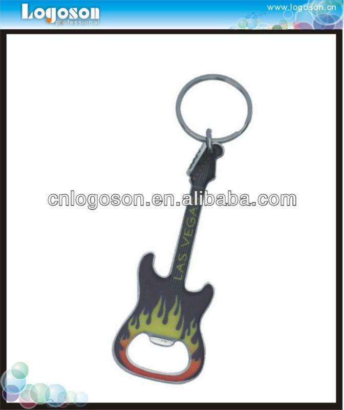 Zinc Alloy Metal Cool Bottle Opener Keychains