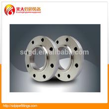 ANSI B16.5 A182 F304lL 150class long weld neck flange