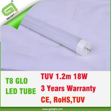 high power smd lobby led tube light t8 600mm