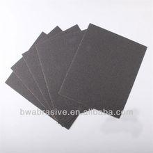 Latex Paper Waterproof Abrasive sheet