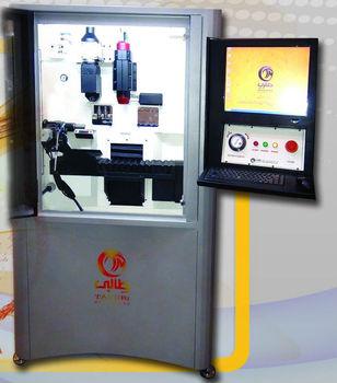CNC gold engraving machine
