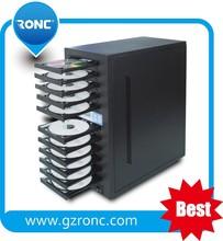 CD duplication machine DVD replication and printing DVD duplicaton machine