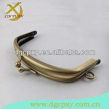 handbag clasp , purse frame ,handbag clip frame