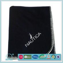 100% polyester fleece material for blankets