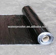 roof self-adhesive BAC modified bitumine waterproof membrane
