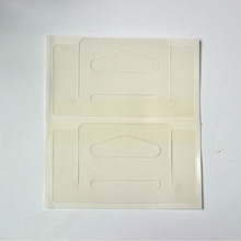 multipurpose self adhesive hang tab/J hook