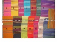 stripes handloom bedsheets wholesale from india