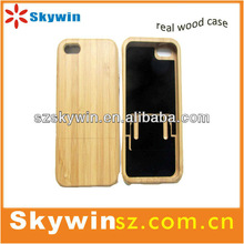 Hotter wooden case for iphone5s 2015