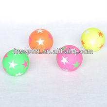 Rubber foam pet toys/balls form China