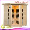 2013 New Hemlock Carbon heater Infrared sauna room G3CD